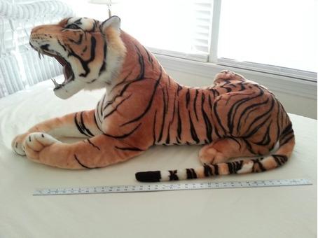 Stuffed Tiger